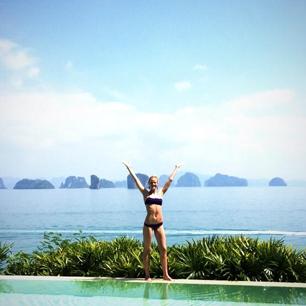 @AnneV: Bye bye paradise! ☀️#thailand