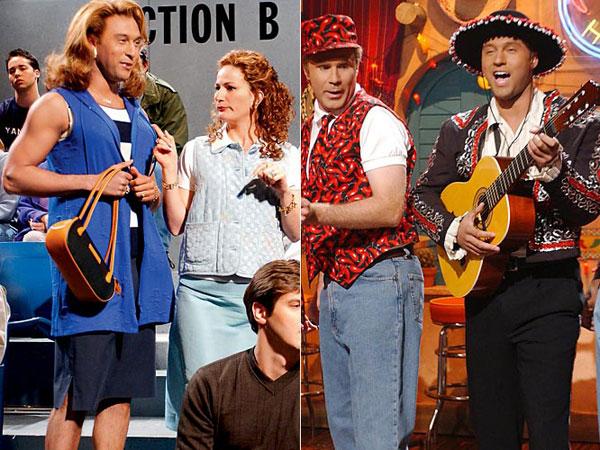 Derek Jeter on Saturday Night Live :: Courtesy of NBC