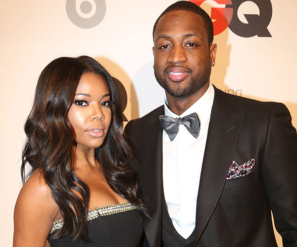 Gabrielle Union, Dwyane Wade (Michael Loccisano/Getty Images)