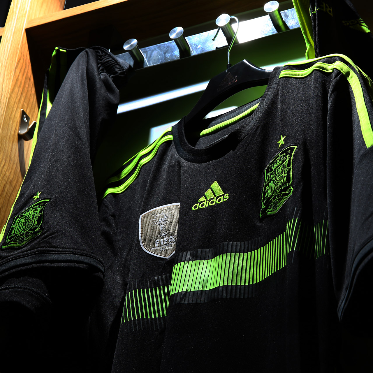 buy popular 116c1 84563 Photos: Adidas reveals 'away' World Cup kits for Germany ...