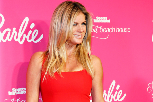 Rachel Hunter :: Getty Images