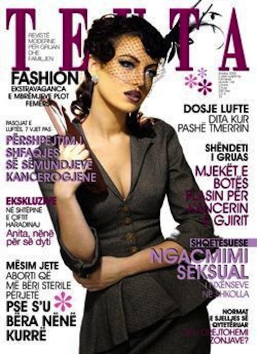 Albania :: Eralda Hitaj (Tueta Magazine)