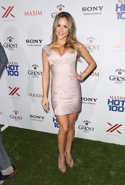 Brittney Palmer :: Getty Images
