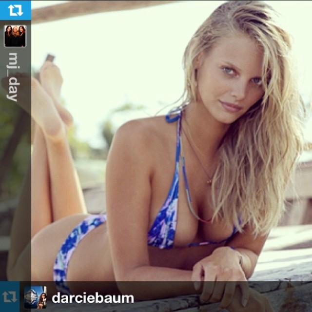 @marloeshorst: Repost of a repost  @si_swimsuit