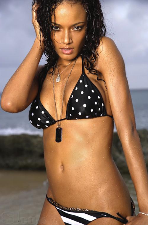 Cayman Islands :: Selita Ebanks (Walter Iooss Jr./SI)