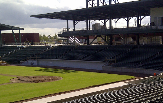 Cubs Park (courtesy Chicago Cubs)