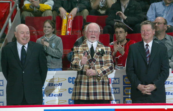 Don Cherry :: Getty Images