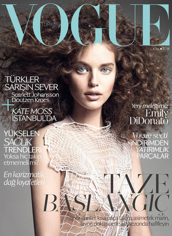 January 2014, Vogue (Turkey) :: Terry Tsiolis