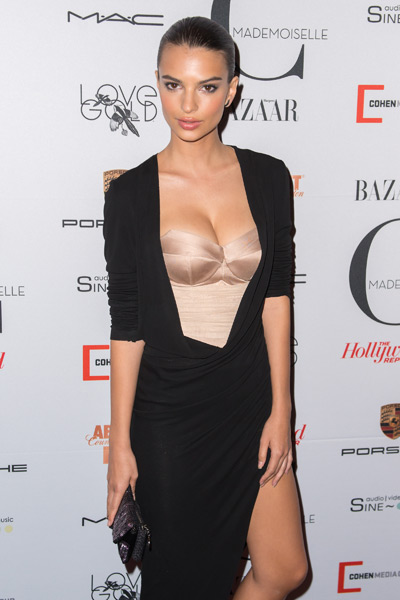 Emily Ratajkowski :: Getty Images