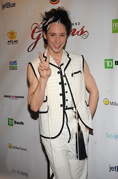 Johnny Weir :: Getty Images