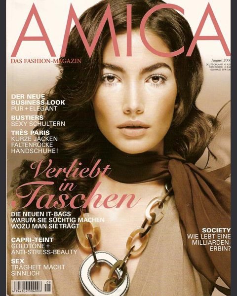 August 2006 :: Amica (Germany)