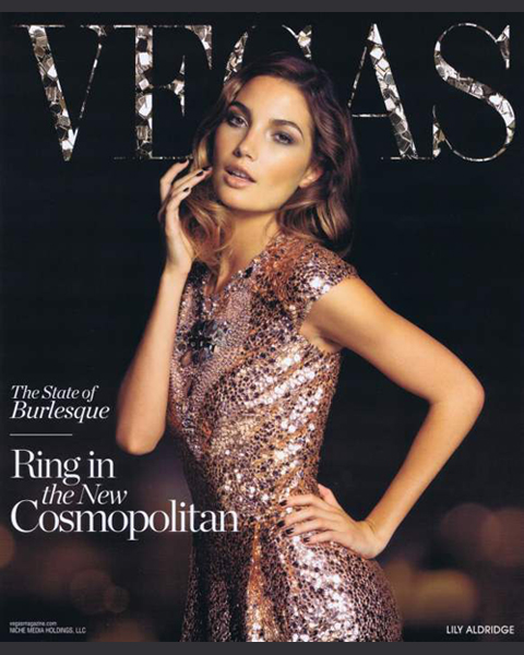 December 2010/January 2011 :: Vegas magazine by Chris Colls
