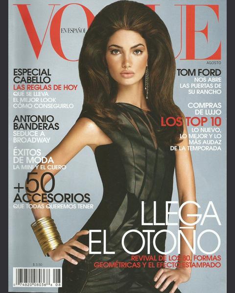August :: Vogue en Español