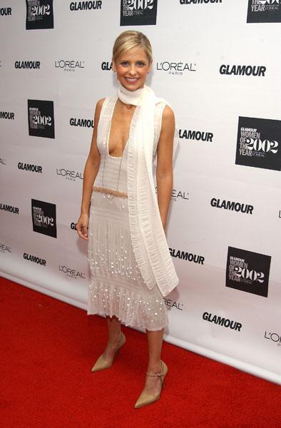 Sarah Michelle Gellar :: Getty Images