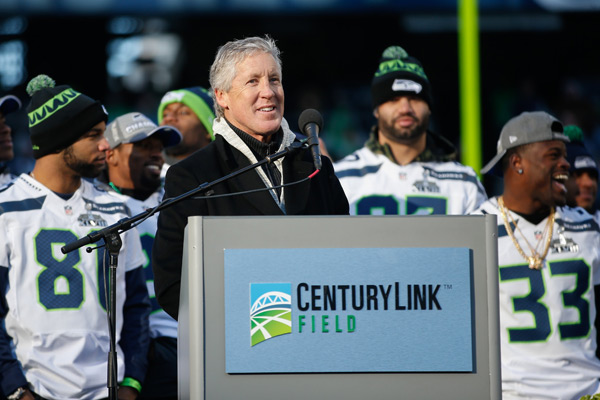 Pete Carroll :: Getty Images