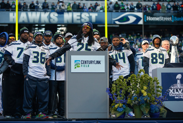 Richard Sherman :: Getty Images