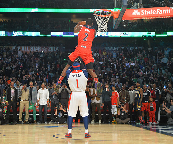 John Wall (Jesse D. Garrabrant/NBAE/Getty Images)