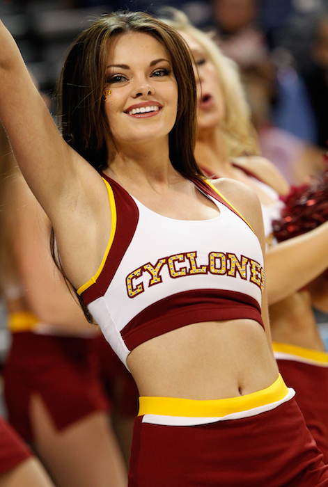 (3) Iowa State (Photo: Getty Images)