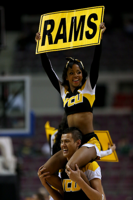 (5) VCU (Photo: Getty Images)