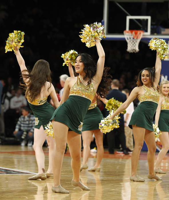 (6) Baylor (Photo: Getty Images)
