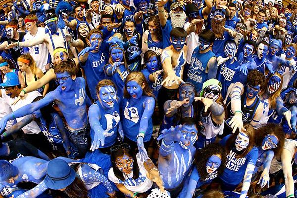 Duke :: Streeter Lecka/Getty Images