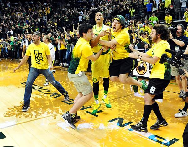 Oregon :: Steve Dykes/Getty Images