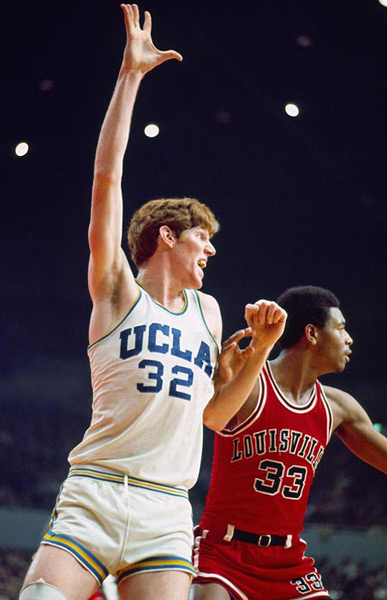 2. Bill Walton :: Collegiate Images/Getty Images