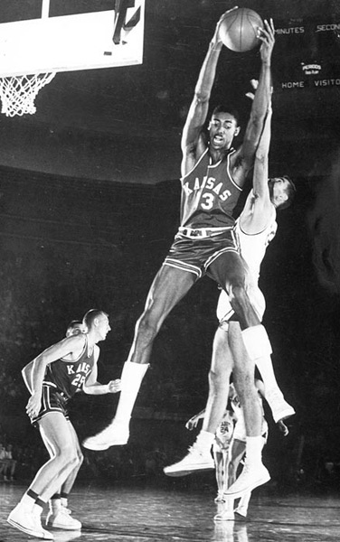 6. Wilt Chamberlain :: George Silk/Time & Life Pictures