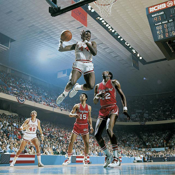 13. David Thompson :: Manny Millan/SI