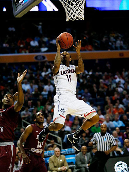 Ryan Boatright, UConn :: Damian Strohmeyer/SI