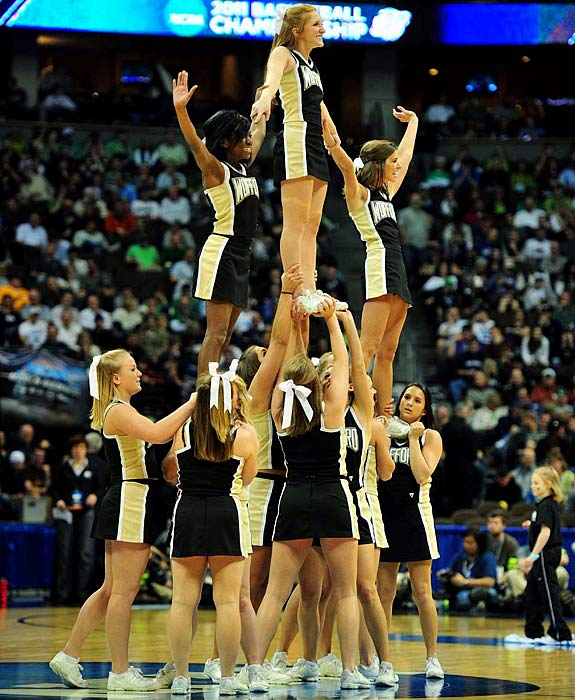 (15) Wofford (Photo: Robert Beck/SI)