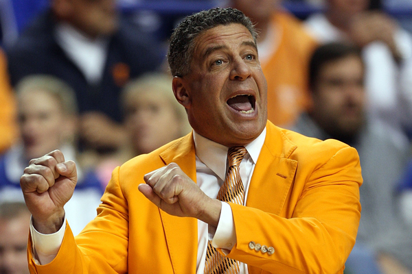Behold the Many Faces of Bruce Pearl | SI.com Bruce Pearl
