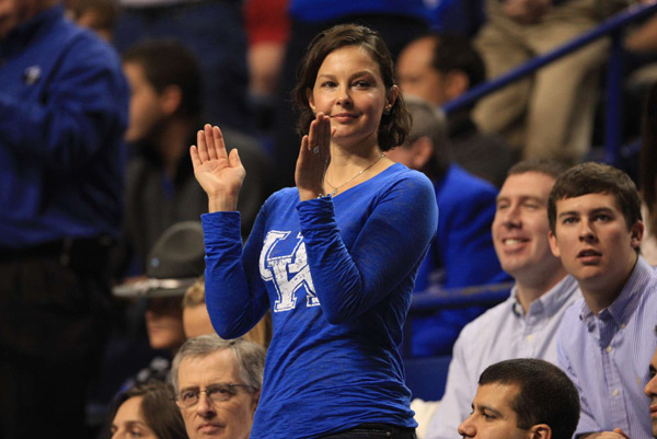 Ashley Judd :: Greg Nelson/SI