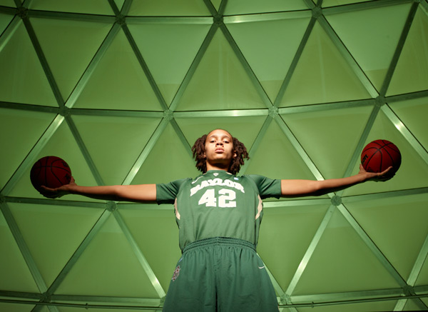 Brittney Griner (2011) :: Robert Seale/SI