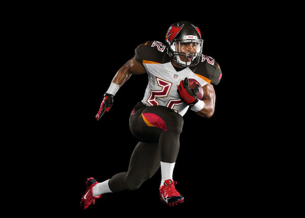 outlet store 1a663 53ca8 New Tampa Bay Buccaneers uniform features throwback orange ...