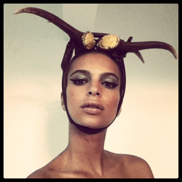 7/23/2011 :: Fawn woman today