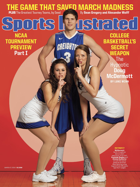 Doug McDermott :: Al Tielemans/SI