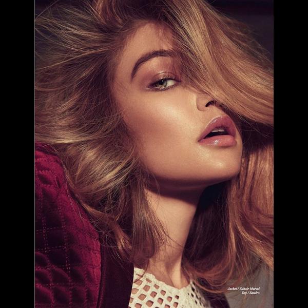 Gigi Hadid for Schön! Magazine :: Rayan Ayash