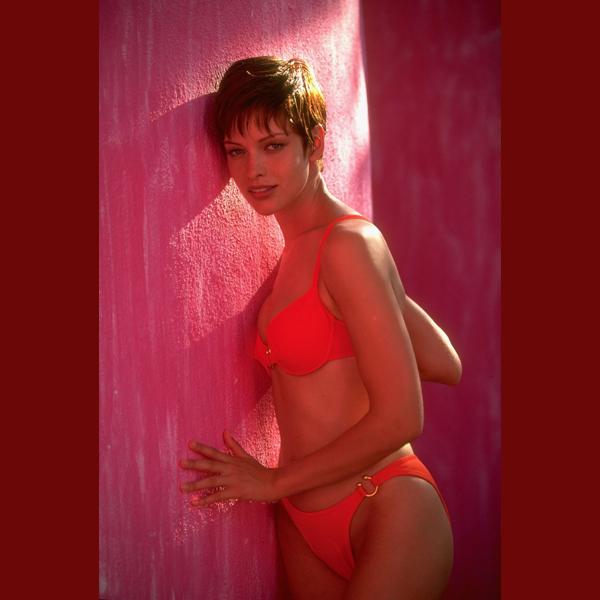 Jenny Brunt, 1994 :: Paul Lange/SI