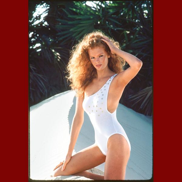 Kathryn Redding, 1982 :: John G. Zimmerman/SI