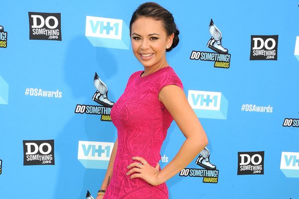 Janel Parrish :: Getty Images