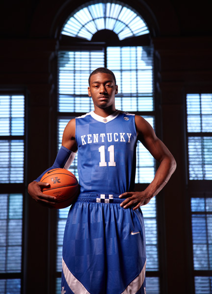 John Wall (2009) ::  Robert Seale/SI