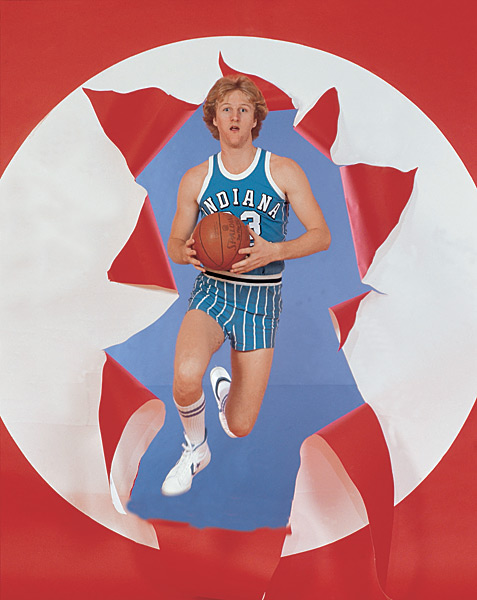 Larry Bird :: Lane Stewart