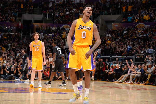 Nick Young :: Getty Images