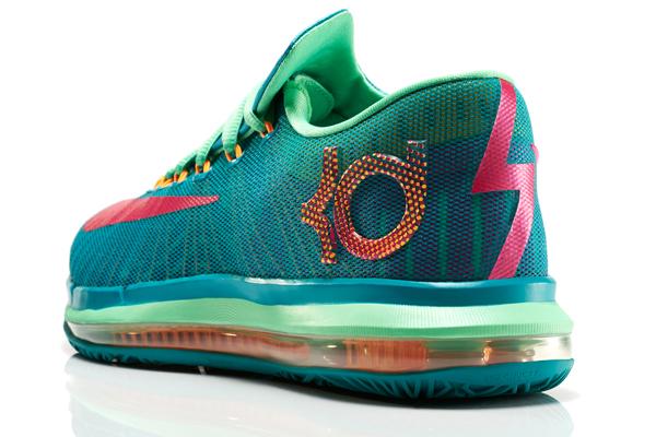 Nike's KD VI Elite Hero sneakers for Thunder forward Kevin Durant. (Nike)