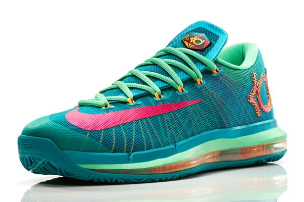 c6287883140 Nike s KD VI Elite Hero sneakers for Thunder forward Kevin Durant.