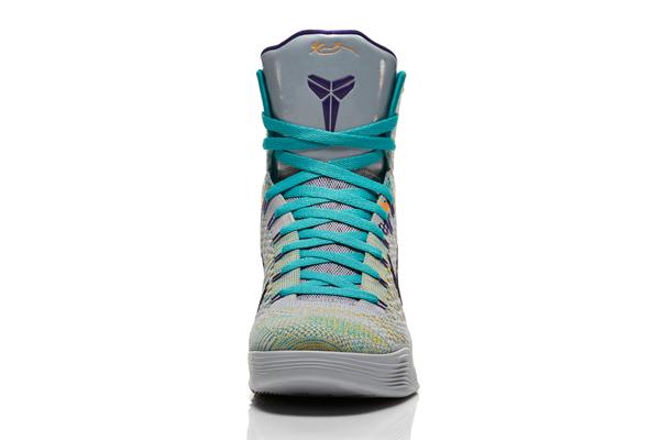 Nike's Kobe 9 Elite Hero sneakers for Lakers guard Kobe Bryant. (Nike)