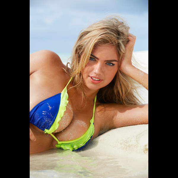 Kate Upton, Cook Islands, 2014
