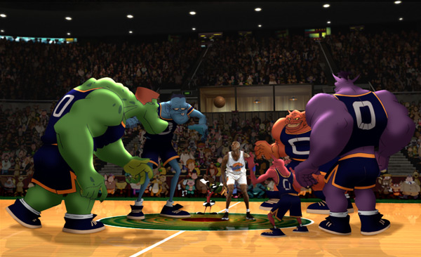 Space Jam :: Getty Images