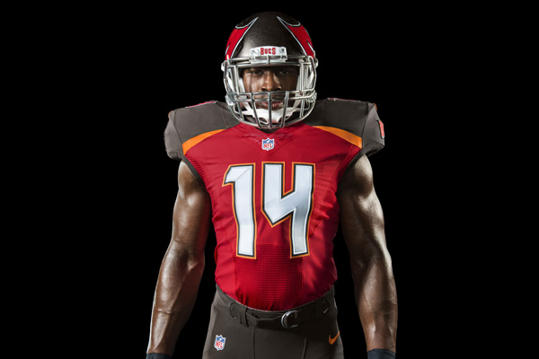 81d83edc0 New Tampa Bay Buccaneers uniform features throwback orange ...